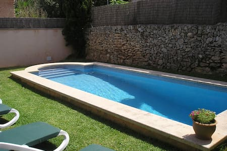 Estudio con piscina y aire acond. - Llubí - House