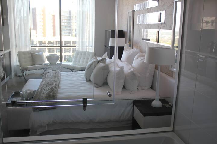 Executive apartment in Sandton Skye - Sandton - Apartment