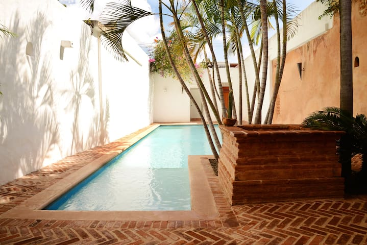 Cosy apartment with pool - Santo Domingo - Apartament