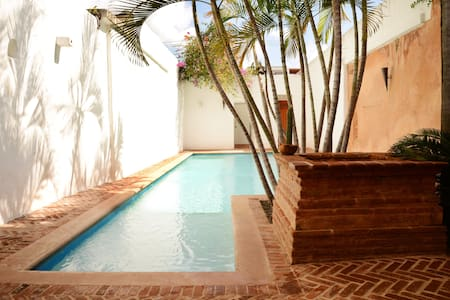 Cosy apartment with pool - Santo Domingo - Apartmen