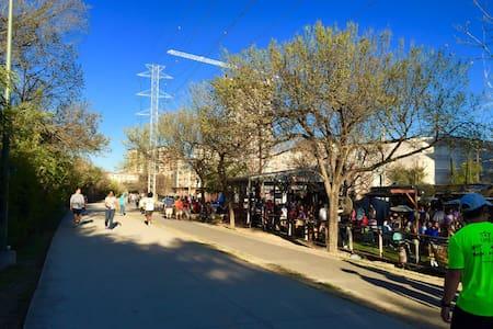 Entire Uptown/Katy Trail Studio - Dallas