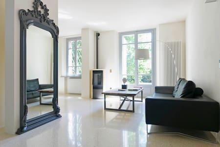 ReggioEmilia stanze doppie in villa antica e parco - Reggio Emilia