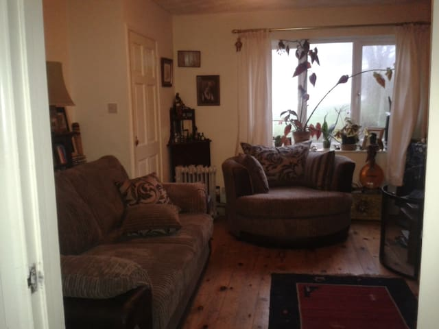 Relax and enjoy my home in Cornwall - Luxulyan, Bodmin - Huis