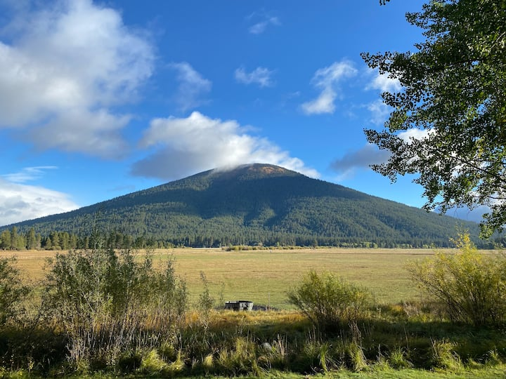 Black Butte Ranch Home with THE View