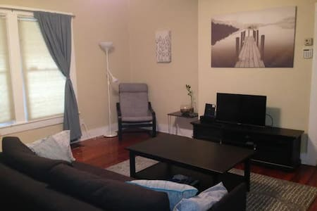 Cute 2 BR-Heart of Hip W. Asheville - Asheville - Pis