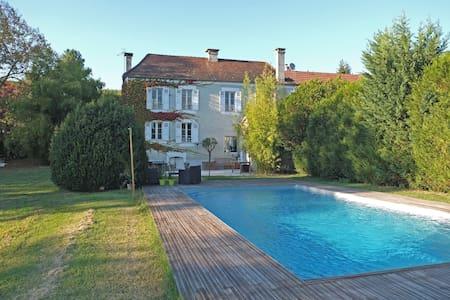 La Roseraie - Cubjac - House