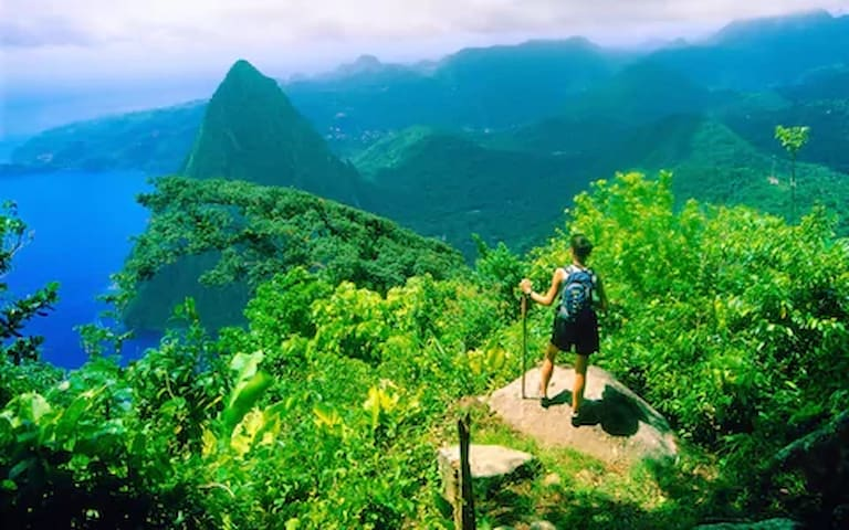 St-Lucia Guidebook