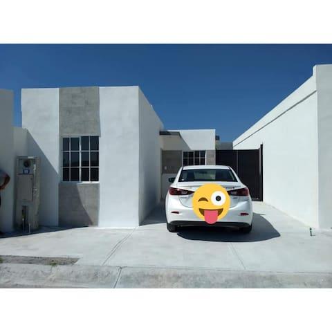 Linda casa  nueva