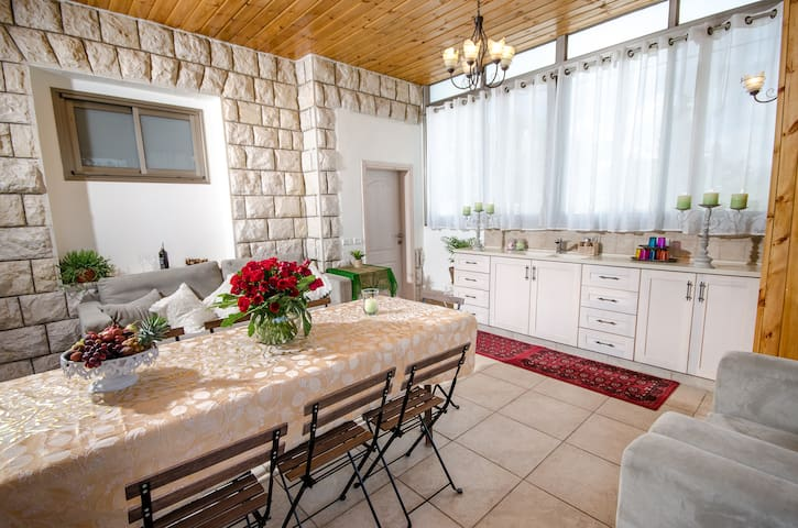 Spirit of Tzfat Negba Guestroom - Safed - Daire