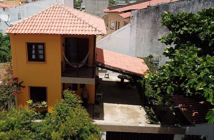 Casa Praia Atalaia a 600m da Passarela Caranguejo
