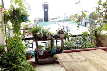 Cat lover's house - Ho-Chi-Minh-Stadt - Haus