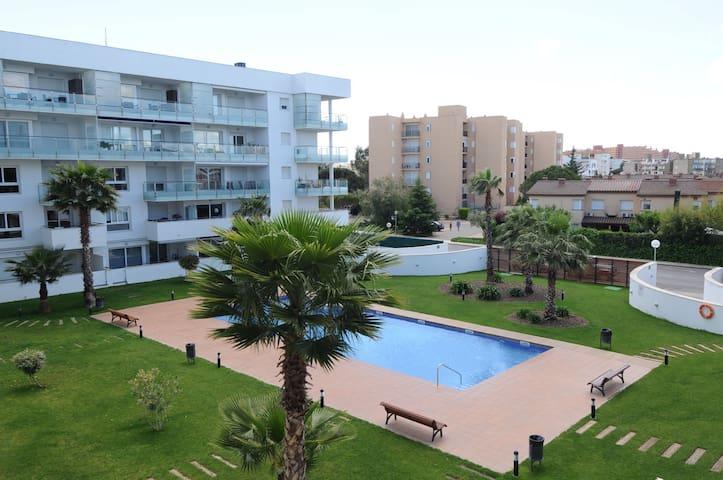 LUXEUX APPARTEMENT POUR 4 PERSONNES - Girona - Lägenhet