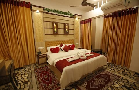 Executive Room with Private Balcony