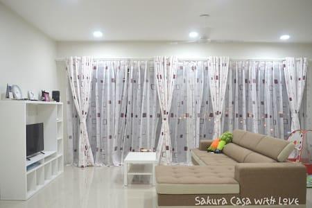 Sakura Casa with Love - Cheras