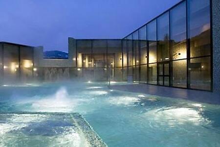 Wellness aux bains de Charmey - Charmey  - Apartment