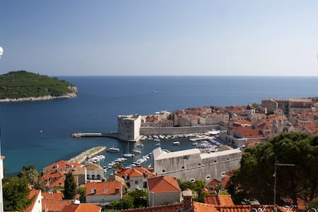 2bedrooms apartment/sea view - Dubrovnik