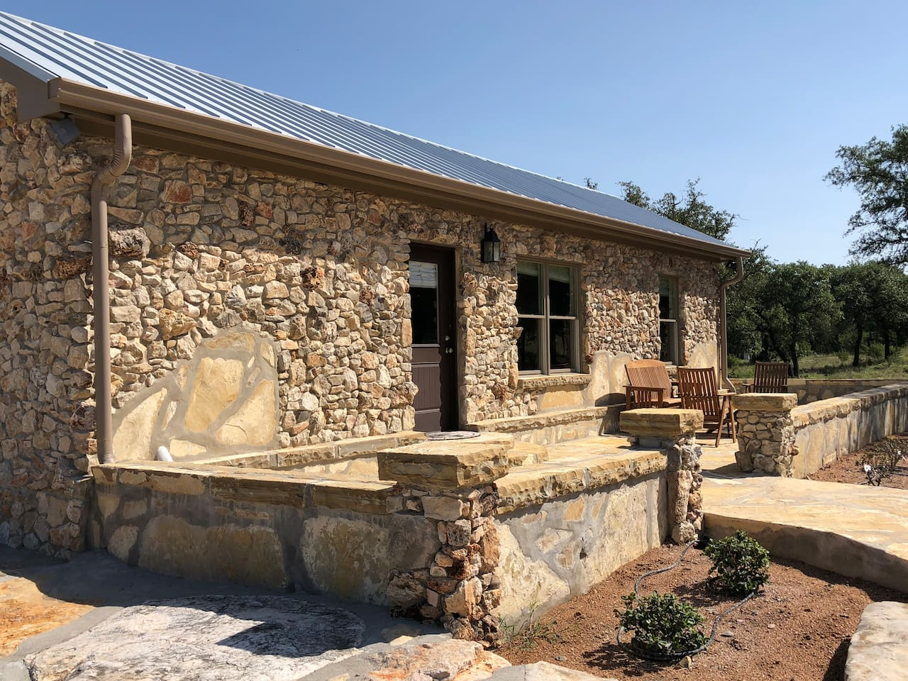 Front of Wildebeest Guesthouse