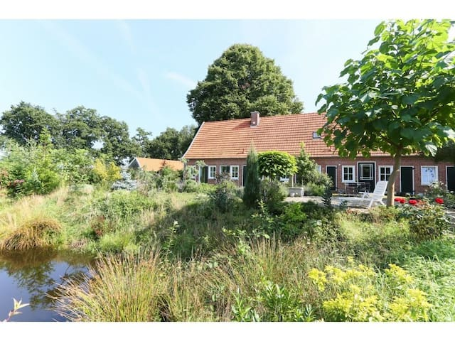 "Farm Villa ""Der Boerrigterhof"". - Osterwald - Villa"