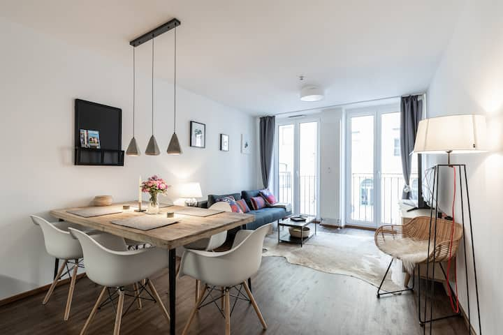 Modern & Spacious Apartment City Center - Ludwig