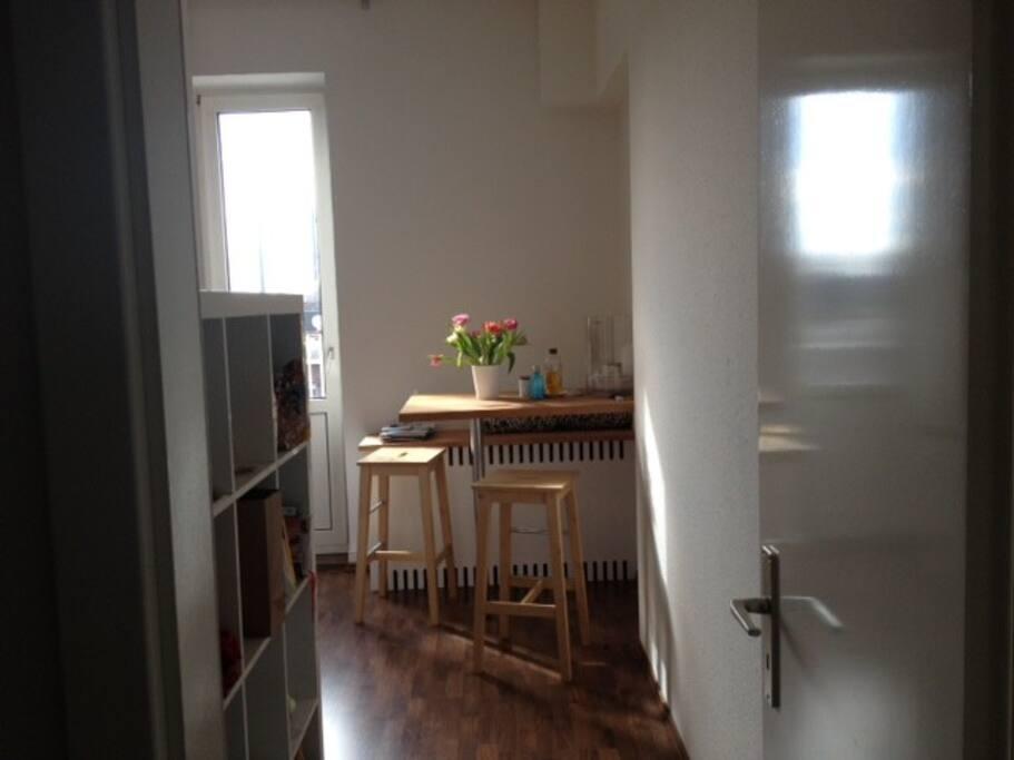 sehr h bsches apartment wohnungen zur miete in. Black Bedroom Furniture Sets. Home Design Ideas