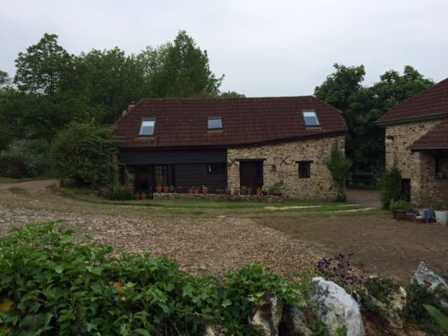 Peaceful old barn in the Blackdown Hills - Clayhidon - Ev