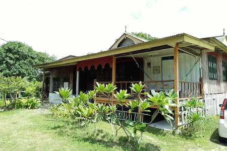 The Red House - Marang
