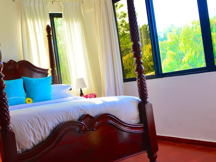 Stay in Villa for 2 Persons - Jarabacoa