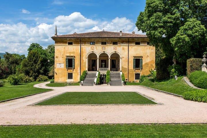 Stupenda Villa Veneta XVI° e Parco - Verona - Casa de campo