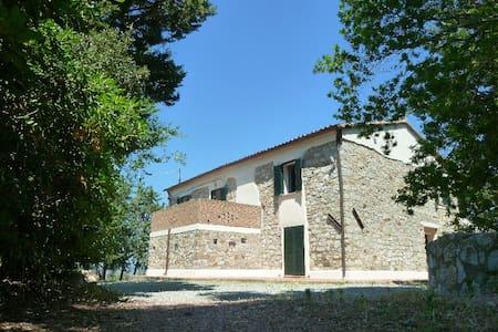Ferienhaus mit grossem Garten - Pastina - Casa