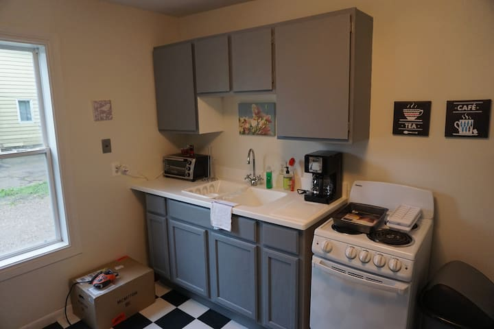Rehabbed Charlevoix 1 Bedroom in a Great Location - Charlevoix - アパート