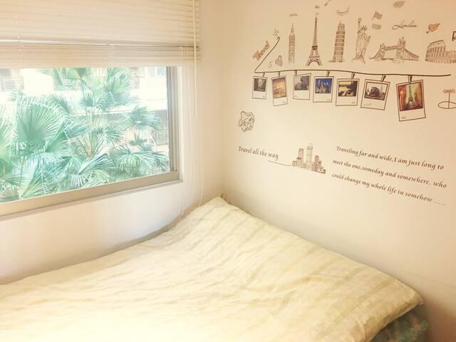 Clive's  room @ Damsui 淡水 - 淡水区 - Apto. en complejo residencial