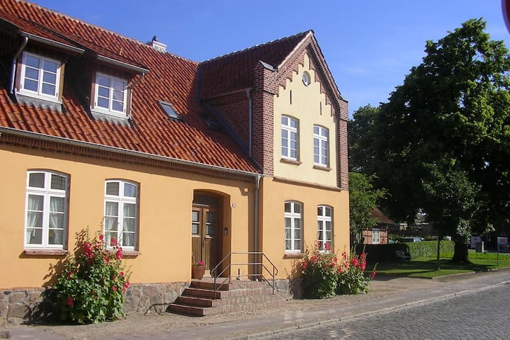 Apartment in Klütz with terrace and garden
