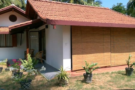 Tranquil bungalow with a courtyard - Kalpitiya