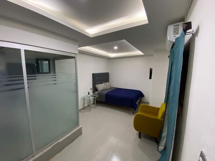 Habitación privada en centro de Rioverde 1!!!
