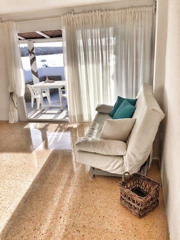 Apartamento con vista panoramica - Formentera - Wohnung