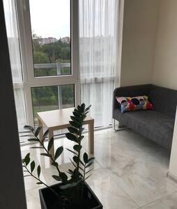 Апартаменты с панорамным видом на парк!!!
