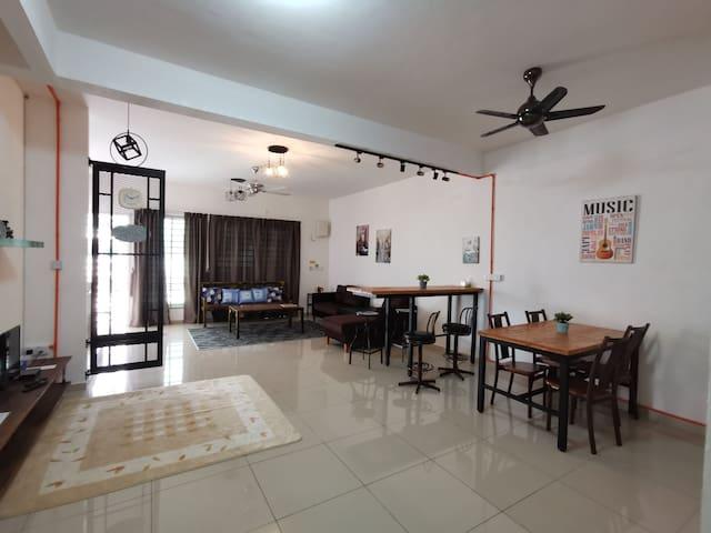 Sri Hijayu Homestay Bandar Sri Sendayan Seremban2