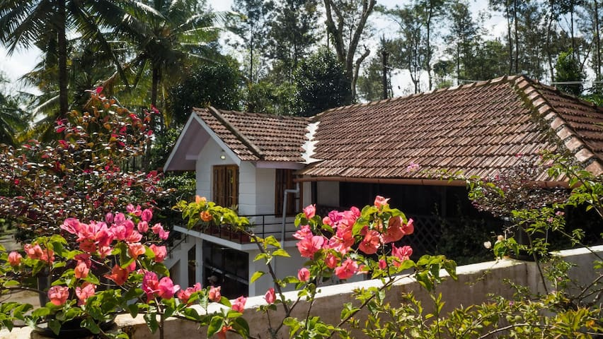 Spice Plantation Stay in Coorg with 2 meals
