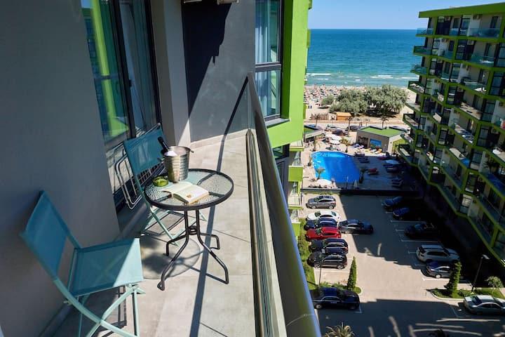 Rise and Shine Apart 127 Spa n Pool beach resort