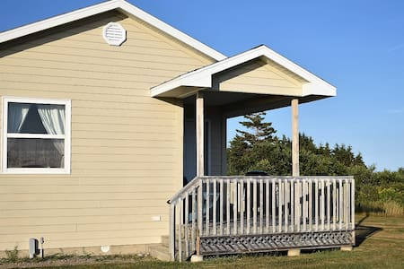 Quiet adult only cottage max two people, oceanview