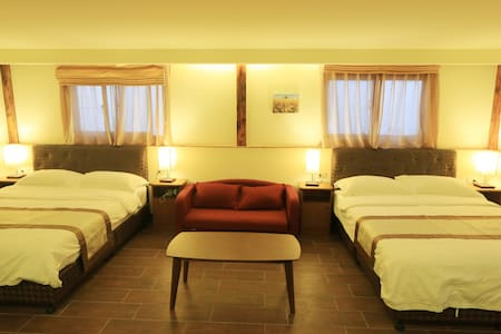 台東池上Buda Bannai ホステル(大埔館たいほかん ) Rm 302