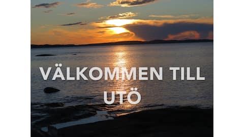 Stuga på Utö med perfekt läge till havet