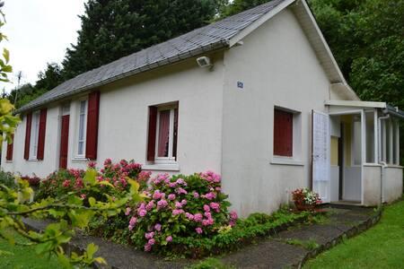 La ptite maison - Rouxmesnil-Bouteilles - 独立屋