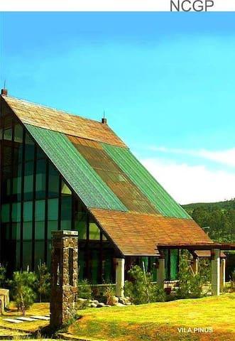 De Pinus I - Villa