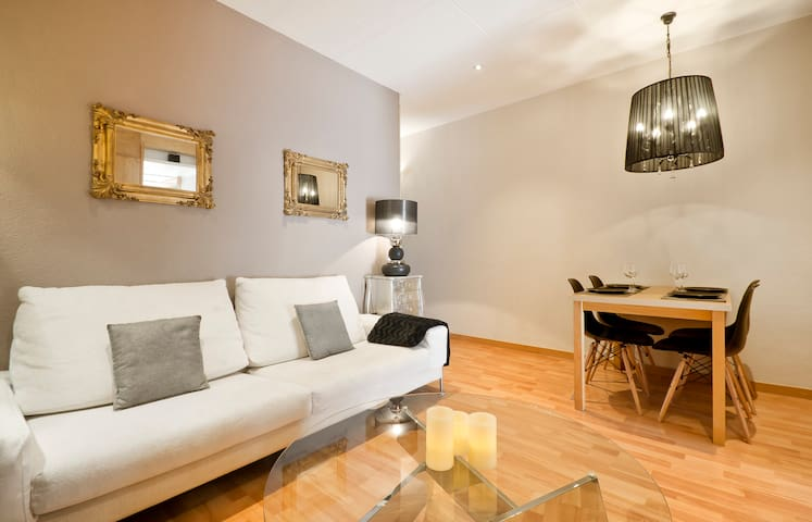 Apartment 5 minutes from the beach - Barcelona - Apartemen
