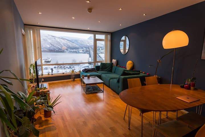 Double room in the heart of Tromsø!