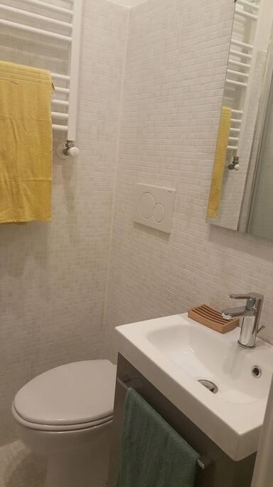 Bagno/Toilette