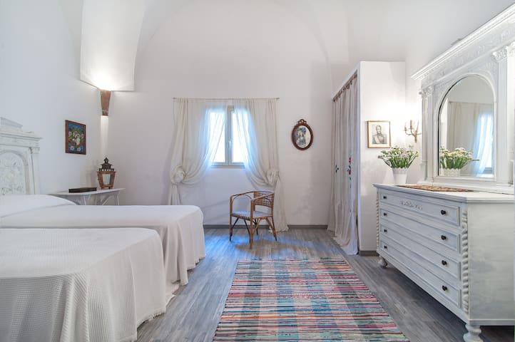 Caratteristica abitazione Salentina - Scorrano - Apartment