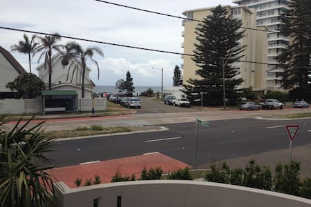 Across the street from the beach - Collaroy