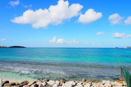 Fantastic sea view - Saint Martin - アパート